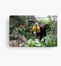 RedBubble Photoshooters Canvas Print