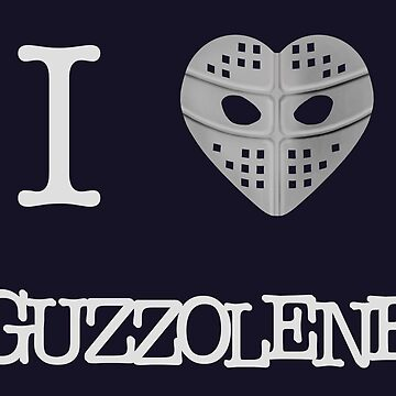I Heart Guzzolene by BartsGeekGifts