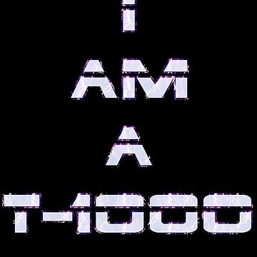 I Am a T-1000 by Chillee Wilson by ChilleeWilson