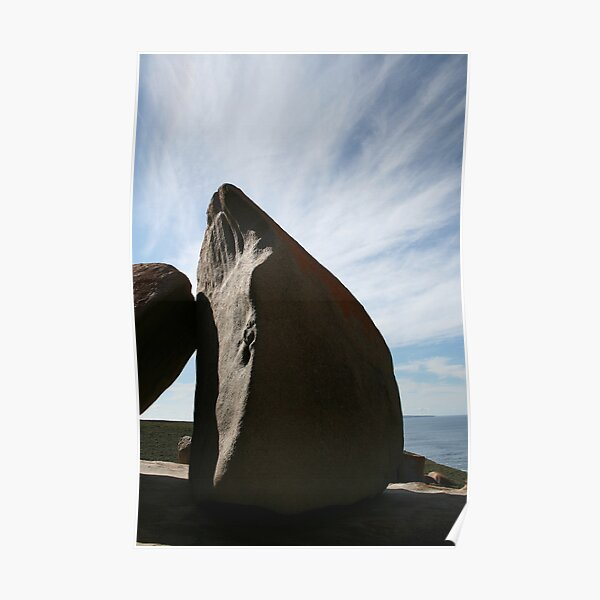 Remarkable Rocks Poster