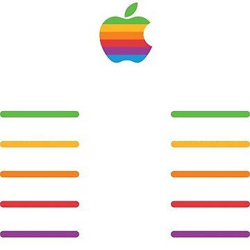 Retro iPhone  by amethystdesign
