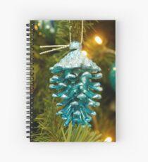 Adornos Navidad Spiral Notebook