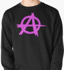 Anarchy by Chillee Wilson Pullover