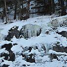 cold ice by Daidalos