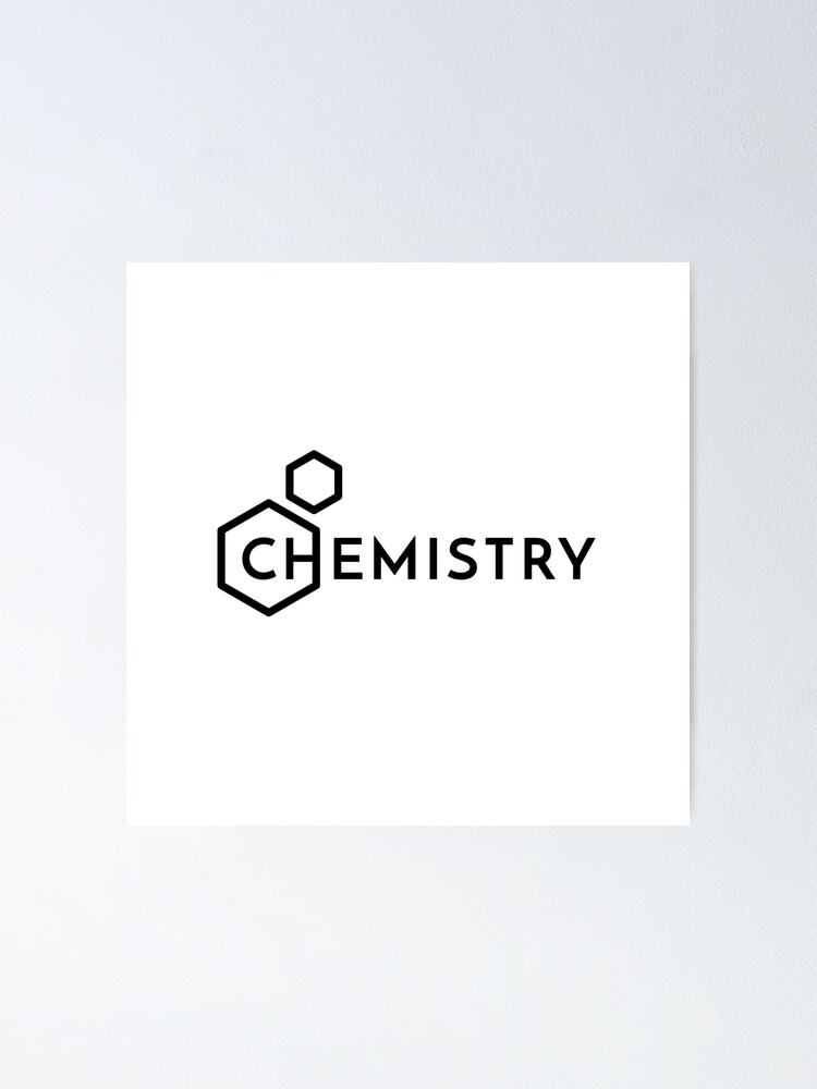 Alternate view of Chemistry (Inverted) Poster