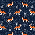 Foxes by Mrs Foxy