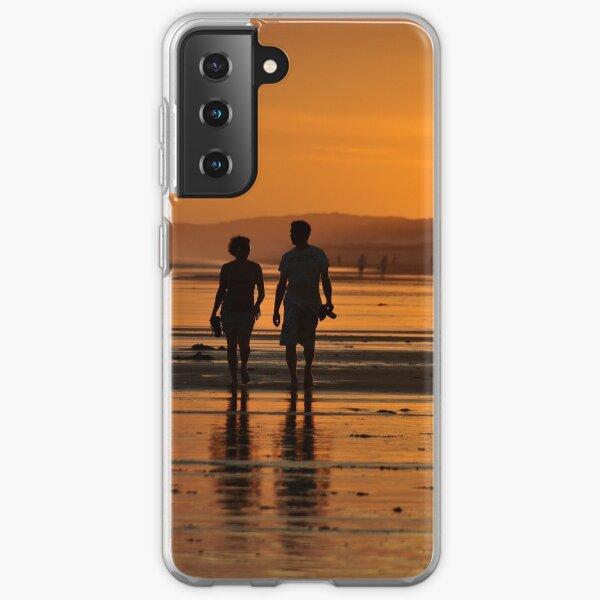 Come Walk With Me - Redhead Beach NSW Samsung Galaxy Soft Case