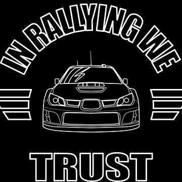 IN RALLYING WE TRUST by CUTOCARS