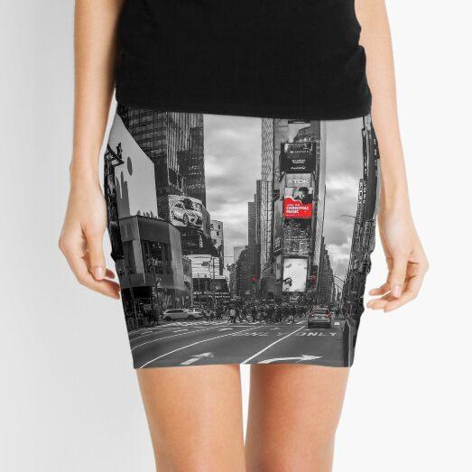 Times Square Mini Skirt