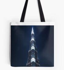 Burj by night Tote Bag