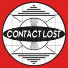 Contact Lost Band T-Shirt by Lewis MacKenzie