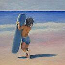 boogie board by Beth Johnston