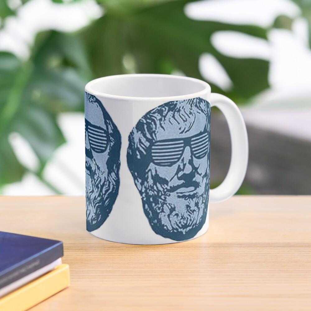 Clubbing in Plato's Cave Mug
