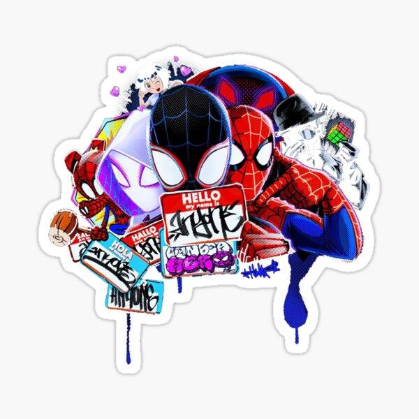 spider-verse Sticker