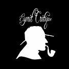 « Esprit Critique » par Chrystelle Hubert