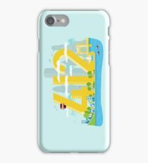 412 Pittsburgh  iPhone Case/Skin