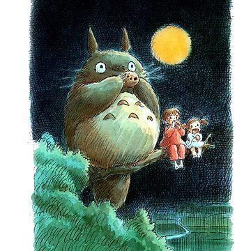 My Neighbor Totoro by MrTartBottom