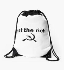 Iss die Reichen Turnbeutel