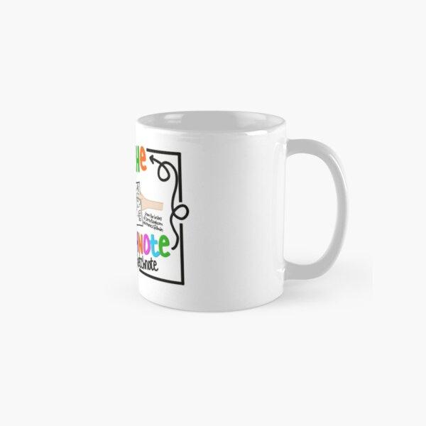 Pass The Sketchnote Classic Mug