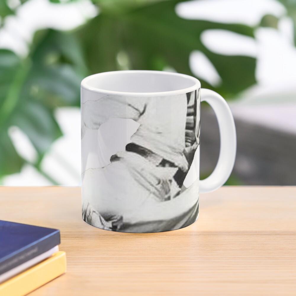 Shintaro Katsu Japon Rétro Classique Samurai Film Zatoichi Black Cofee Mug 11oz