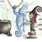 Ghoul Drool by shahuskies