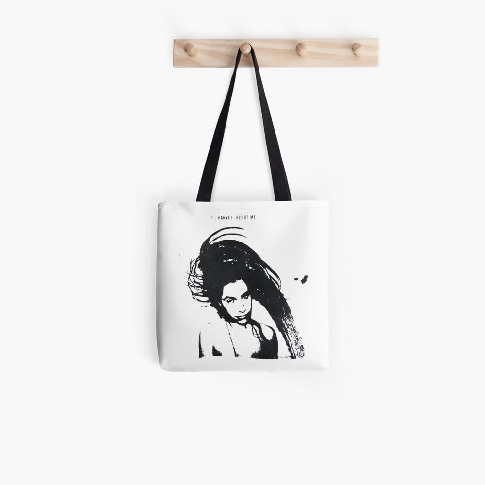 PJ Harvey Rid Of Me British Indie Rock Muscian Unofficial Cotton Tote Bag Shopper