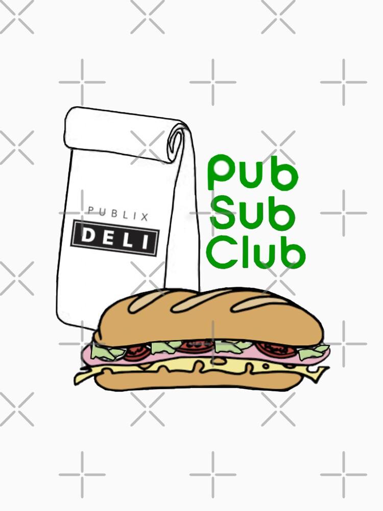 Pub Sub Club by lmorejon