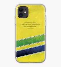 Williams Martini Racing 18 iphone case