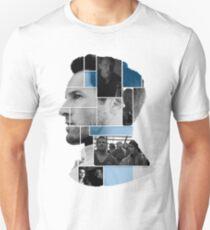 Ian Bohen Face Squares T-Shirt