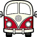 Vw Bus Sticker By Rhinobot Redbubble