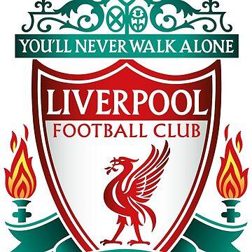 Logo del FC Liverpool de CheekyNut