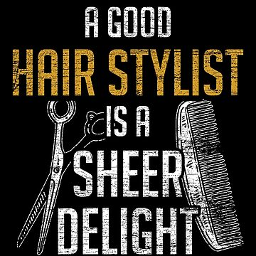 Barber confidence by GeschenkIdee