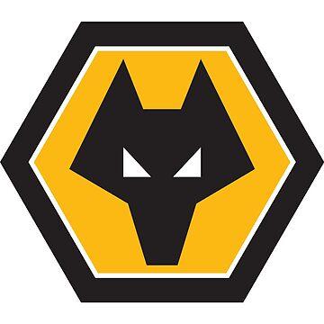 Logo de los lobos FC de CheekyNut