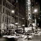 Oriental Theatre, Chicago by HeatherMScholl