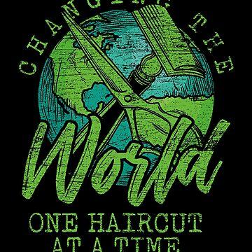 Barber change by GeschenkIdee