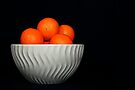 Bowl of Oranges by Jeannette Sheehy