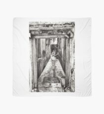 Children Playing in Stonetown Zanzibar 3665 Scarf