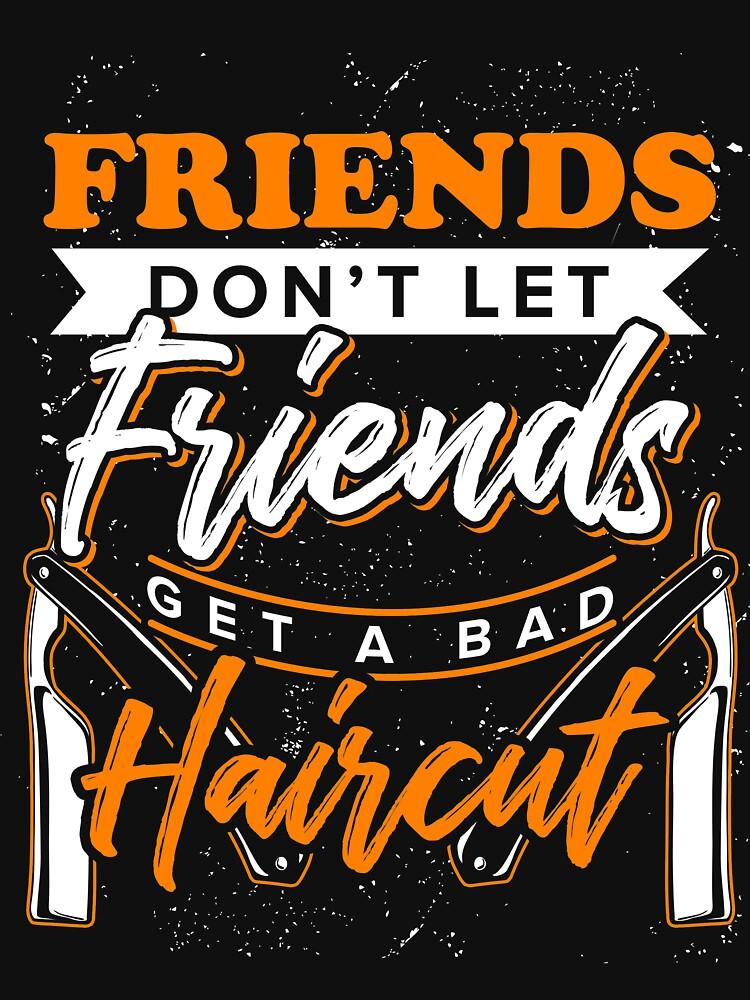 Barber friends by GeschenkIdee