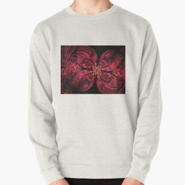 Magenta Madness Pullover Sweatshirt