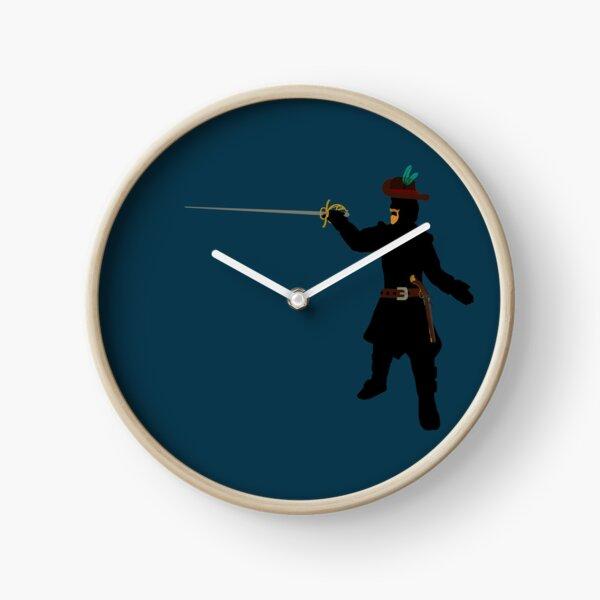 The Fencer Clock