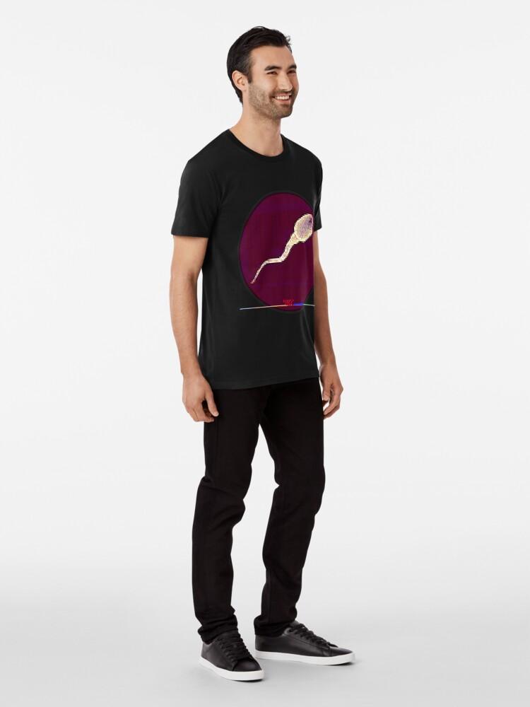 Alternate view of Sperma One-o-one Premium T-Shirt