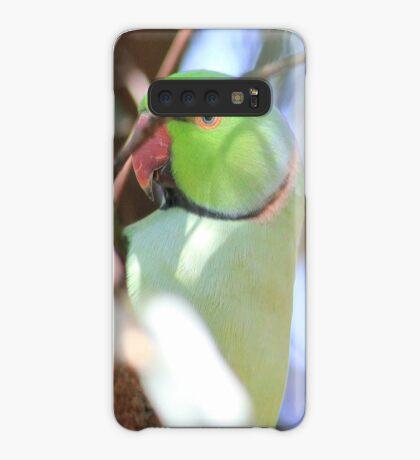 Blue-eyed Boy in my garden Case/Skin for Samsung Galaxy