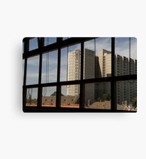 Home after school Canvas Print