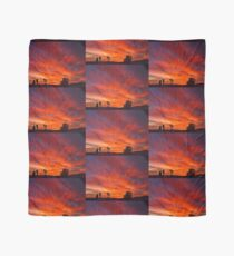 March Sunset Scarf