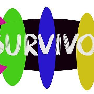 Survivor  by Its-Popcoin