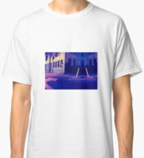 Urban Night Scene 3 Classic T-Shirt