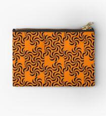 Swirly Pattern by Chillee Wilson Studio Pouch