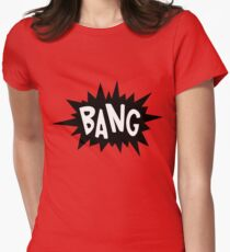 Cartoon Bang by Chillee Wilson T-Shirt