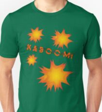 KABOOM by Chillee Wilson T-Shirt