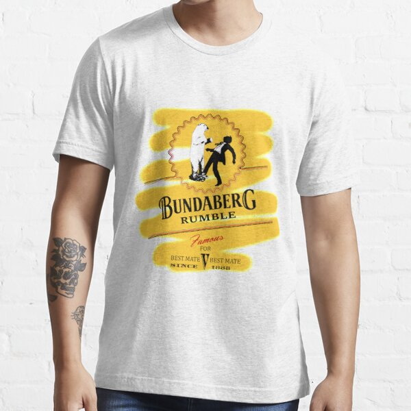 Bundaberg Rumble Essential T-Shirt